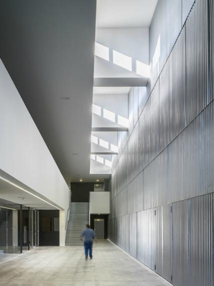 Centro Cívico – Auditorio Loja, Granada