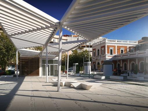 Plaza en Avda. de Cádiz, Sevilla