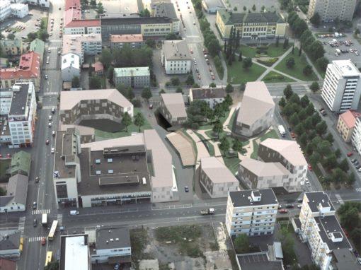 Europan VII, Pori. Finlandia