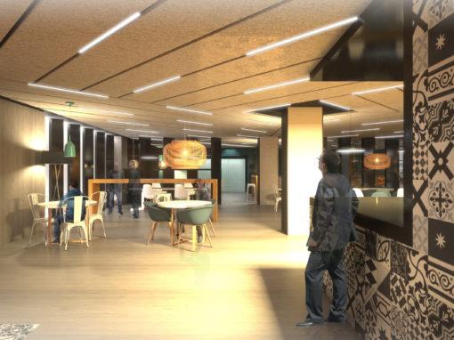 Cafetería MI15